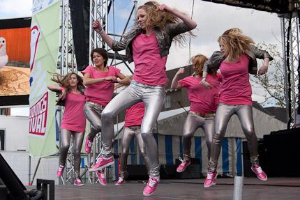 Bevrijdingsfestival Assen (Drenthe) door Martin Melissen