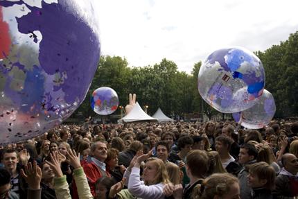 Bevrijdingsfestival Den Bosch (Noord-Brabant) door Nanda Nienhuis