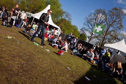 Bevrijdingsfestival Utrecht (Utrecht) door Bram Muller