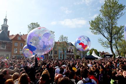 Bevrijdingsfestival Vlissingen (Zeeland) door Laurens Jobse