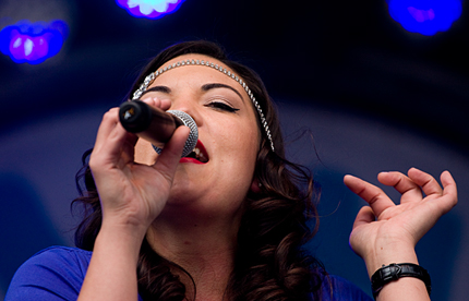 Bevrijdingsfestival Limburg door Serena Cloodt
