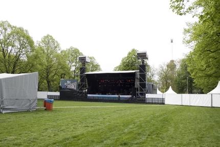 Bevrijdingsfestival Rotterdam door Lauriëtte de Ruiter