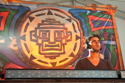 Indian Summer Festival door Peter Bijkerk