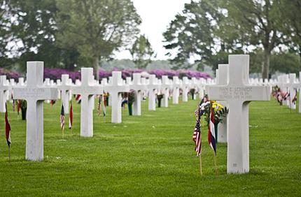 Memorial Day Margraten door Serena Cloodt