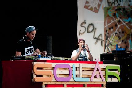 Solar Weekend 2010 door Marco van den Hout