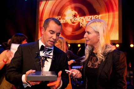 Televizier Gala door Harold Versteeg