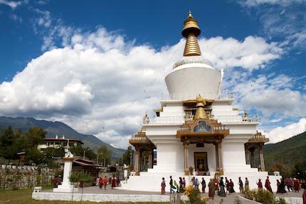 Foto's: Reisverslag Bhutan