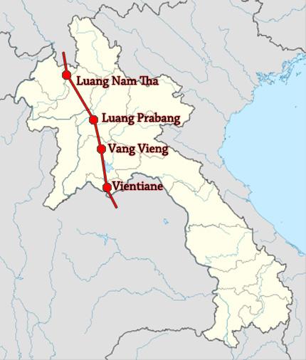 Reisverslag van Laos, door Fon-Wan Chan